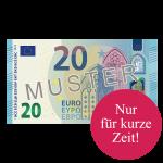 20 € Scheck
