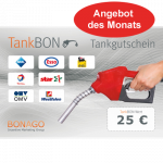 25 € TankBON