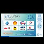 30 € TankBON
