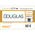 30 € Douglas-ShoppingBON