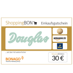 30 € Douglas-ShoppingBON