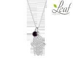 Leaf Halskette