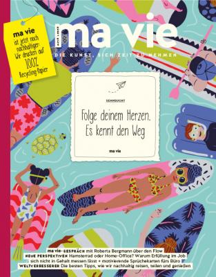 ma vie - aktuelle Ausgabe 4/2019